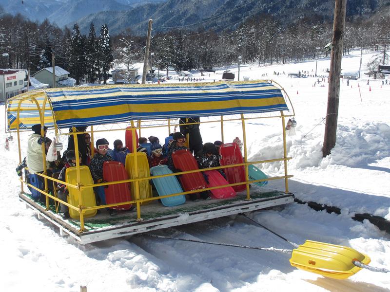 爺ヶ岳スキー場